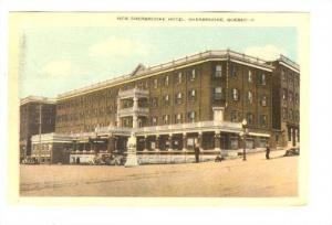 New Sherbrooke Hotel, Sherbrooke, Quebec, Canada, PU-1945