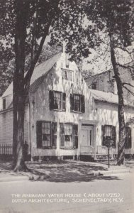 New York Schenectady The Abraham Yates House Circa 1725 Artvue sk2575