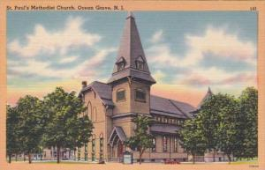 New Jersey Ocean Grove St Paul's Methodist Church