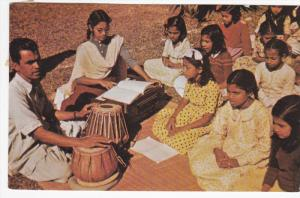 Music Class, Holy Childhood Association, PAKISTAN, PU-1998