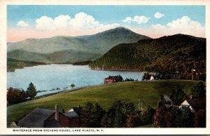 New York Adirondacks Lake Placid Whiteface Mountain From Stevens House