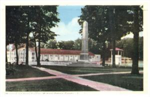 Ontario  Midland    Memorial and Arena gardens