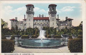 The Alcazar Hotel St Augustine Florida Curteich