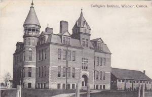 Collegiate Institute, Windsor, Canada, 00-10