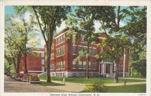 New Hamphire Clarmont Stevens High School 1943