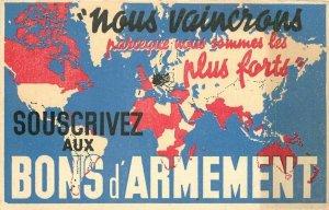 C-1910 WW1 French War Advertising Military Postcard 21-7337