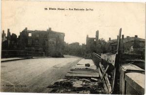 CPA Étain-Rue Nationale-Le Pont (231669)