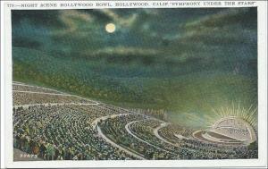 Hollywood Bowl, Hollywood CA