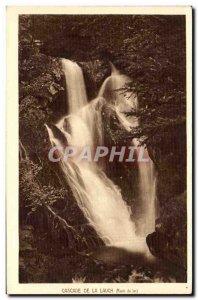 Cascade Lauch - Old Postcard