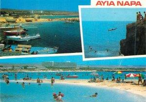 Postcard Cyprus Ayia Napa