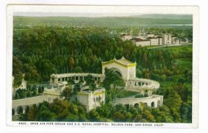 National City, California to Templeton, Massachusetts 1925 Naval Hospital