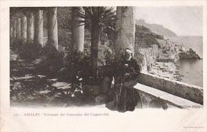 Italy Amalfi Terrazza del Convento dei Cappuccini