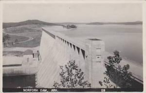 Arkansas Norfork Dam