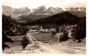 16628  Aerial View of Loveland  CO and   Thompson  Canyon Highway RPC