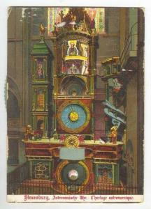 Strassbourg, Astronomische Uhr.-L'horloge astronomique,1910-20s
