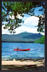 Lake,Mt Chocorua,White Mountains,NH