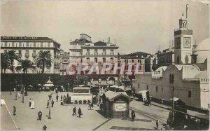 Postcard Modern Algiers Government Square