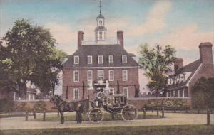 The Governor's Palace Williamsburg Virginia Albertype