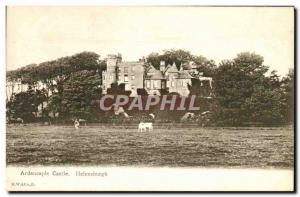 Old Postcard Helensburgh Ardencaple Castle