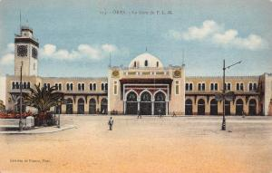 Algeria Oran La Gare du P L M