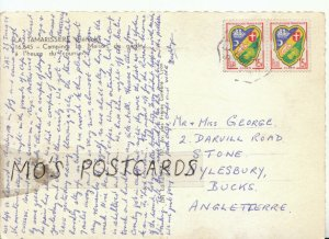 Genealogy Postcard - George - Stone - Aylesbury - Buckingham - Ref 8815A