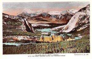 Bow Valley Banff, Alberta Unused