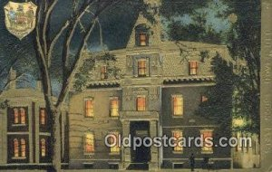 Dover, Delaware, DE State Capital USA 1911 corner wear postal used unknown
