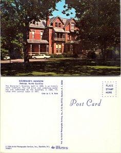 Governor's Mansion, Raleigh, North Carolina