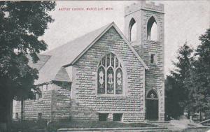 Baptist Church, MARCELLUS, Michigan, PU-1915