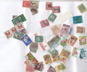 South Africa Small Stamp Bundle Collection incl Antique Postmark s