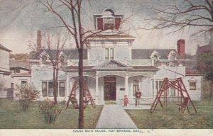 HOT SPRINGS , Arkansas , 1900-10s ; Ozark Bath House