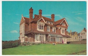 Sussex; Chelsea Convalescent Home, West Hill Rd, St Leonards On Sea PPC, Unused