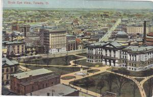 Birds Eye View Of Toledo, Ohio, 1900-1910s