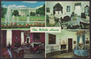 White House,Washington,DC Postcard BIN