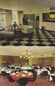 2-views,  Holiday Inn,  Spartanburg,   South Carolina,  40-60s