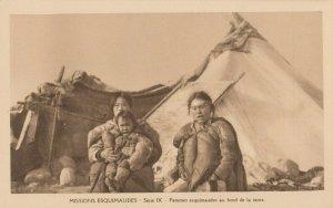 CANADA , 1910s ; Missions Esquimaudes #6