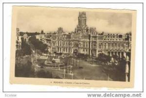 RP, Cibeles y Casa de Correos, Madrid, Spain, 00-10s