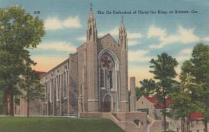 ATLANTA , Georgia , 30-40s ; The Co-Cathedral of Christ the King