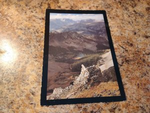 Vintage 1986 The Bear's Tooth, Montana Postcard