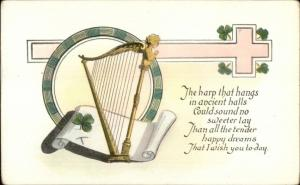 St. Patrick's Day Series #435 c1910 Postcard #6