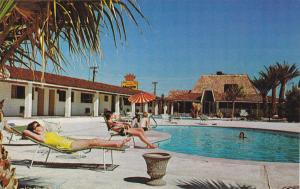 LAKE HAVASU CITY , Arizona, 50-60s ; Wings Motor Hotel