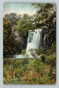 Kalamazoo MI-Michigan, Comstock Creek, Vintage c1911 Postcard