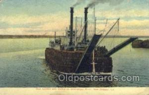 New Orleans, LA USA Ferry Boats, Ship, Ships, Postcard Post Cards  New Orlean...