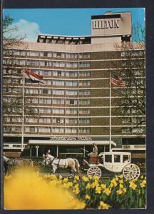 The Amsterdam Hilton Hotel,Amsterdam,Netherlands BIN