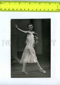 198066 MAKAROVA Russian BALLET Dancer Stage Old PHOTO