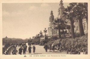 Monaco Monte Carlo Les Terrasses du Casino 03.36