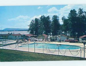 Pre-1980 COTTAGE SCENE Vergennes Vermont VT c2703