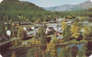 Eastport Idaho and Kingsgate, BC British Columbia