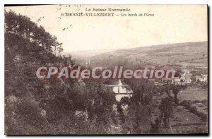Postcard Old Mesnil Villement Les Bords De I'Orne
