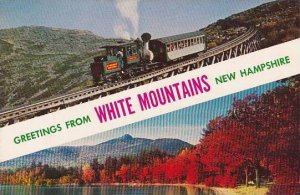 New Hampshire White Mountain Greetings From White Mountains